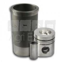 Chemise piston moteur IH D268 pour tracteur Case IH
