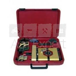 Sertisseuse raccord Climatisation avec pompe hydraulique/pneumatique ATCO 3710-H, 80807314