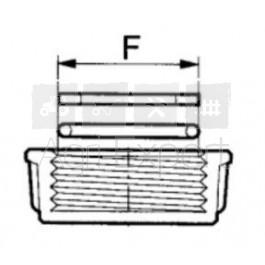 joint plat 3 4 torique pour bouchon f crou. Black Bedroom Furniture Sets. Home Design Ideas