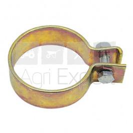Collier pour tube d'échappement diamètre 59-62 mm