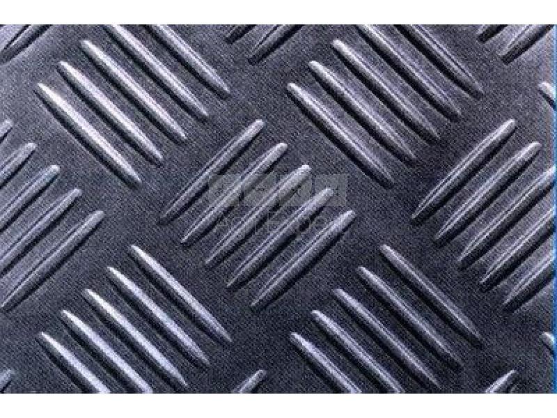 tapis de sol caoutchouc noir accessoire cabine tracteur