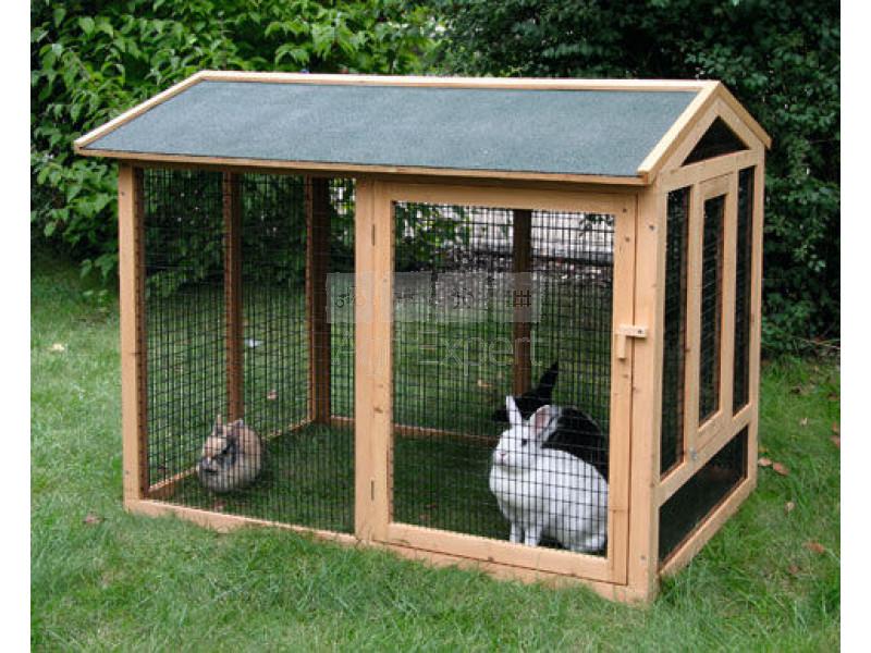 enclos d 39 ext rieur appartement lapin rongeur
