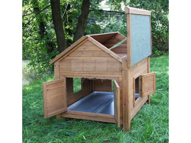 abri pour lapins abri pour poule. Black Bedroom Furniture Sets. Home Design Ideas