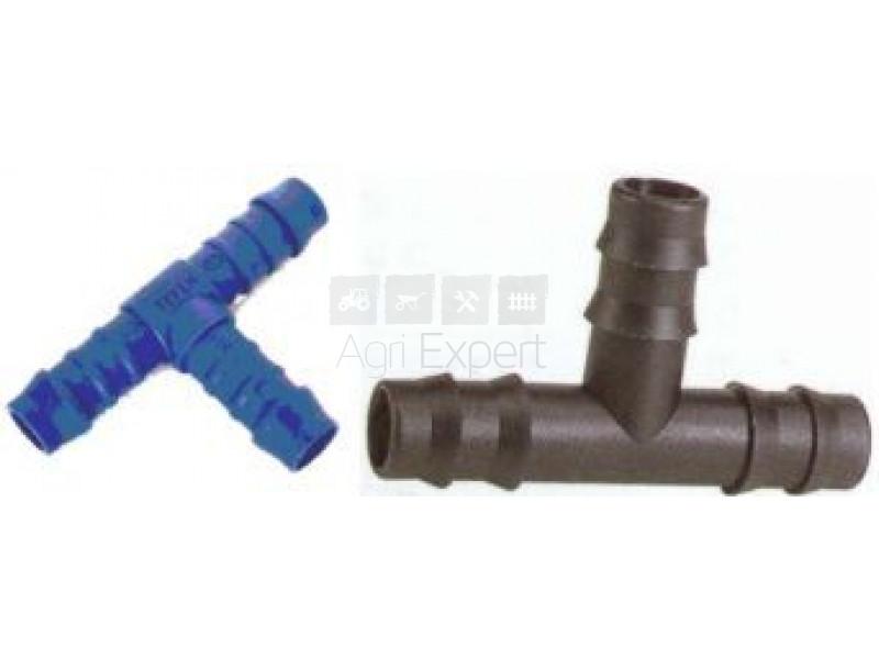 Tubulure de jonction en t de 4 35mm de diam tre ext rieur for Diametre exterieur