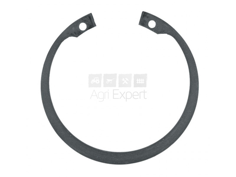 Circlips int rieur pour al sage 32 mm paisseur 1 5 mm for Circlips interieur