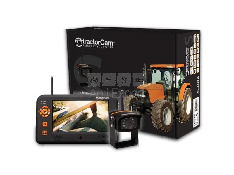 tractor cam luda syst me de contr le visuel pour vos machines agricole et tp. Black Bedroom Furniture Sets. Home Design Ideas
