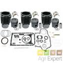 Kit rénovation moteur F3L913 Deutz coussinets, pochette de joint complète. 02929981, 02925625, 02929973, FL913