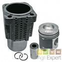 Ensemble cylindre piston Deutz BFL913, BFL913T, BF4L913, BF4L913T, BF6L913, BF6L913T, BF6L913C, 90669960, 02929989