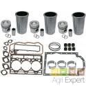 Kit révision moteur Case IH D179 avec coussinets Tracteur Case IH 248, 454, 464, 484, 485, 495, 523, 553, 633, 640, 2400, 3220