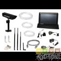 FarmCam Système de caméra complet pour la surveillance de la ferme avec une caméra simple d'utilisation
