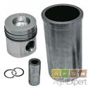 Chemise piston MAHLE moteur Case IH D179, D239, D358, 1806470C91, 3139591R96, B513019