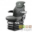 Siège Maximo Grammer comfort New Design MSG95G/731 suspension pneumatique 12V pour tracteur toute marque 1288539