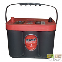 Batterie Optima Red Top 12V 50AH 815A RTC 4.2 Ampérage au démarrage 1000, RST-4.2