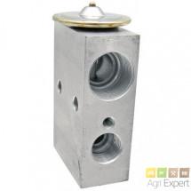 Valve d'expansion climatisation Case IH, Deutz-Fahr, JCB, Claas, New-Holland, Renault, Valtra, Valmet