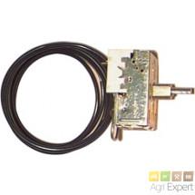 Thermostat de climatisation Case, Massey, Claas, Caterpillar, JCB, Fiat, New-Holland - 109268C2, 92101C1, 2G398, 622, 8410, 5114575, 9966235, D45093000, 047056934, RANCO K55-7505