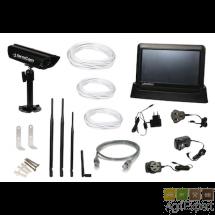 FarmCam Système de caméra complet pour la surveillance de la ferme avec une caméra