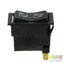 Interrupteur de relevage garde-boue arrière tracteur Case IH Quantum, JX,  New-Holland T, TL, TN