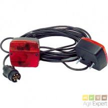 Kit de signalisation avec câble d'alimentation 7,50 m
