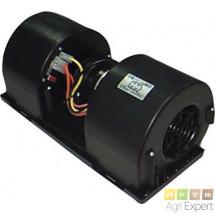 Ventilateur SPAL 006-A45-22 double turbine 3 vitesses équivalent 006-A46-22,  006-A40-22, 006-A39-22, 006A4522, 006-A45/L-22