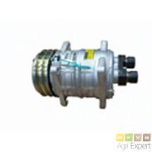 Compresseur climatisation Zexel TM15HD 488-45030 Fiatagri G170, G190, Claas Targo C40II, C50II Valmet 700 TM-15HS 500630-7405, 0003197320