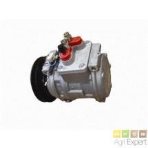 Compresseur NIPPO DENSO 10PA15C-PAD 44710-5050 climatisation tracteur Renault, Fendt