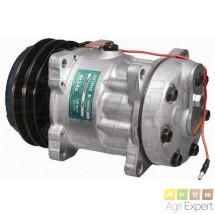 Compresseur Sanden SD7H15-7960 Claas, Landini, Massey-Ferguson SD7H15-7952 - SD7H15-8056 - SD7H15-8088