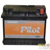 Batterie Pilot 12V 95Ah/750A Réf. P595, 58833