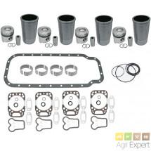 Kit révision moteur MWM D227-4, D227.4.2 Tracteur Fendt, Renault 7701023377