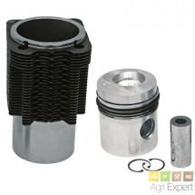 Kit cylindre piston moteur Deutz FL912, 91395971 monte d'origine KS