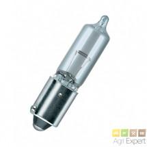 Ampoule 24 volts 21 W culot BAY9s pour girophare Ellipse