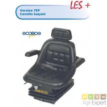 Siège suspension mécanique COBO GT50 M91 matière TEP