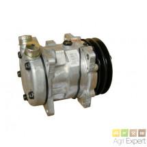 "Compresseur Sanden SD5H09-5600-D.125 A2G- vertical 1"" 12V , BCS Vithar RS950, Volcan AR850EP, Ferrari Vega 85EP RS, Pasquali Orion 95"