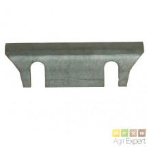 Couteaux d'ensileuse au tungstène pour JF: FCT1050 / 1100 / 1350 ES 3500 / 3600
