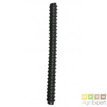 Durite de radiateur tubano diamètre 55/65 mm, en forme de soufflet, longueur 1 mètre.