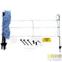 Filet électrique de protection contre les sangliers longueur 50 mètres