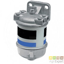 "Filtre a carburant complet raccord 1/2"" UNF type CAV, LUCA, ROTO Diesel filtre CAV 296, FF167 A"