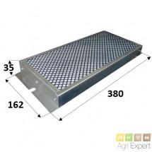 Filtre à charbon actif cabine Machines à vendanger Grégoire G75, G84, G106, G107, G115, G117, G132, G152, 080559