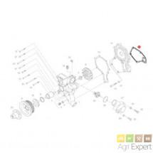Joint de pompe à eau moteur MAN D0824, D0826, D0836 tracteur Fendt Favorit 816, 818, 822, 824, 916, 924, 926, 930, Xylon 520, 522, 524