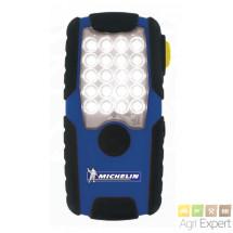 Lampe de poche LED antichoc aimantée MICHELIN Modèle Rechargeable M2L15