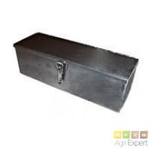 Boite à outils tôle pour matériel dimension 420X130X130 mm