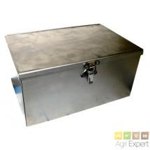 Boite à outils tôle pour matériel dimension 300X200X150 mm