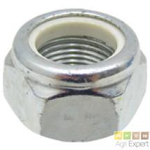 Ecrou conique pour dent de herse 24x2 mm nylstop