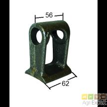 Marteau 525403 Rousseau origine Lg 62mm Rayon 70mm