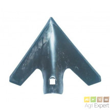 Soc triangulaire 200x4 pour Vibroculteur
