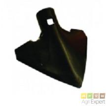 Soc triangulaire 150x4 pour Vibroculteur