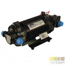 Pompe Shurflo Power Twin - 24,2 l / min - 2,8 bar pour (pulvérisateur agricole)