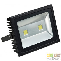 Projecteur LED extra-plat de 100W 10 000 Lumens Lumitrack