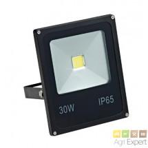 Projecteur LED extra-plat de 10W, 30W, 50W
