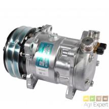 Compresseur Sanden SD5H14-9263 R134a, 5116929, Origine Sanden