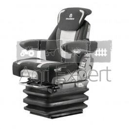 Siège Maximo Evolution Dynamic MSG95EL/741 siège haut de gamme à suspension pneumatique 12V, avec système d'amortissement dynamique et réglage du poids actif (50 kg – 130 kg)